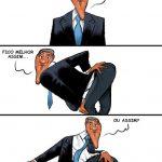As poses do Primeiro Ministro