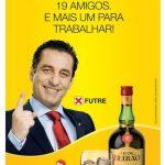 Publicidade Paulo Futre e o Licor Beirão