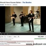 Os Beatles copiaram o corte de cabelo do Justin Bieber