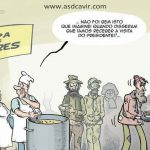 Sopa dos Pobres para o Cavaco Silva – Vamos todos ajudar o nosso presidente