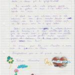 Uma carta de amor – Jorge Daniel