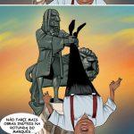 Cartoon – Rotunda do Marquês de Pombal – Ninguém brinca com o Marquês