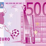 Cartoons – O euromilhões da Liga dos Campeões