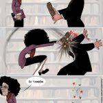 Cartoons – Teresa Horta recusa receber prémio das mãos de Pedro Passos Coelho