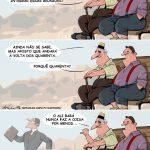 Cartoons – Coligação reune-se – Pedro Passos Coelho – Paulo Portas