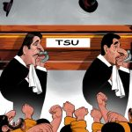 Cartoons – Morte da TSU – Enterro da TSU – Pedro Passos Coelho – Vítor Gaspar