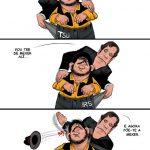 Cartoons – Pedro Passos Coelho Mexe nos Bolsos dos Portugueses – TSU – IRS