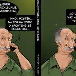 Cartoons – Scolari no Sporting