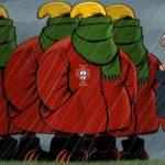 Cartoons – Equipamento alternativo da Seleção para a Rússia