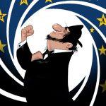 Cartoons – Zé Povinho, o novo 007 – Ao Serviço de sua majestade