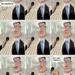 Cartoons – Cavaco Silva quebra o silêncio