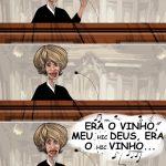 Cartoons – A deputada do PS que foi apanhada com excesso de álcool
