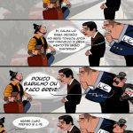 Cartoons – TGV e Vítor Gaspar – TGVai e vem