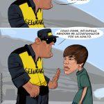 Cartoons – Concerto de Justin Bieber em Lisboa – Portugal cancelado