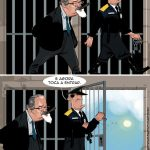 Cartoons – A prisão de Isaltino Morais