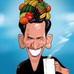 Cartoons – Pedro Proença – Porto – Benfica – É só fruta