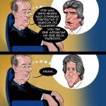 Cartoons – Pinto da Costa escolhe o novo treinador do Porto – Pellegrini