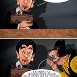 Cartoons – Vítor Gaspar e o seu Benfica