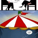 Cartoons – O reencontro entre Paulo Portas e Pedro Passos Coelho