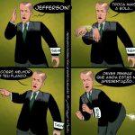 Cartoons – O peido de Jefferson – Sporting