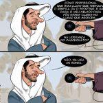 Cartoons – Vítor Pereira – Al-Ahli