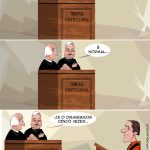 Cartoons – O chumbo do tribunal constitucional a Passos Coelho