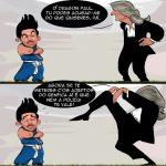 Cartoons – Jorge Jesus mete-se com a polícia