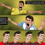 Cartoons – Os melhores do mundo no mundial do Brasil
