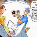 Cartoons – Nascer em Portugal