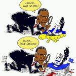 Cartoons – Pontos de vista diferentes