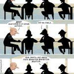 Cartoons – Novo Banco – BES – Bandidos Espíritos Santos