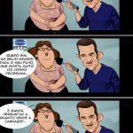Cartoons – Pepê Rapazote e o prémio em cartão para comprar droga
