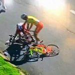 Ciclistas à pancada na Volta a Portugal