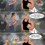 Cartoons – Anselmo Ralph – Pancada – Cascais