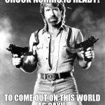 Chuck Norris assume homossexualidade em entrevista concedida à CBS