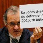 Cartoons – Pires de Lima – Ministro da Economia