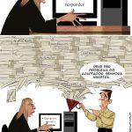 Cartoons – O falhanço do CITIUS
