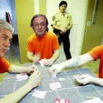 Cartoons – José Sócrates, Carlos Cruz e Vale e Azevedo na prisão