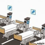Cartoons – O futuro breve do sistema nacional de saúde