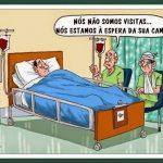 Cartoons – O estado do Sistema Nacional de Saúde
