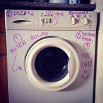 Como utilizar a máquina de lavar roupa para totós