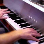 5 Homens e um piano….