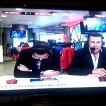 A cara dos comentadores da BenficaTV quando o FC do Porto marca o segundo golo
