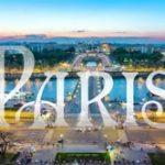 A cidade de Paris como nunca a viram