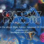 A nova música dos Coldplay – Paradise – Letra – Lyrics