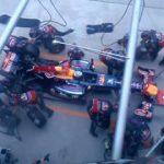 A paragem nas boxes de formula 1 mais rápida de sempre