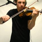 Adele – Set Fire To The Rain – Violin Cover – Nick Kwas