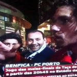 Adepto Benfica possuído ataca outra vez – BenficaTV