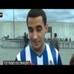 Adepto do FC do Porto recusa dar entrevista à CMTV