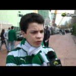 Adepto do Sporting agradece aos dirigentes do benfica por contratarem o Djaló